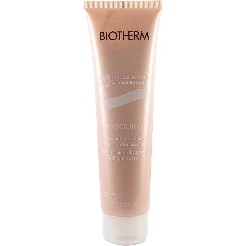 Biotherm BiosourceMineral Cleanser Toning Mousse 150ml (Dry skin)