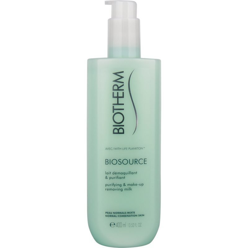 Biotherm BiosourceUp Removing Milk Normal/Combination Skin 400ml