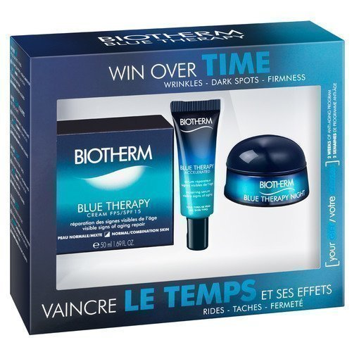 Biotherm Blue Therapy Creme Skinlab Box