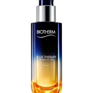 Biotherm Blue Therapy Serum In Oil Yöseerumi