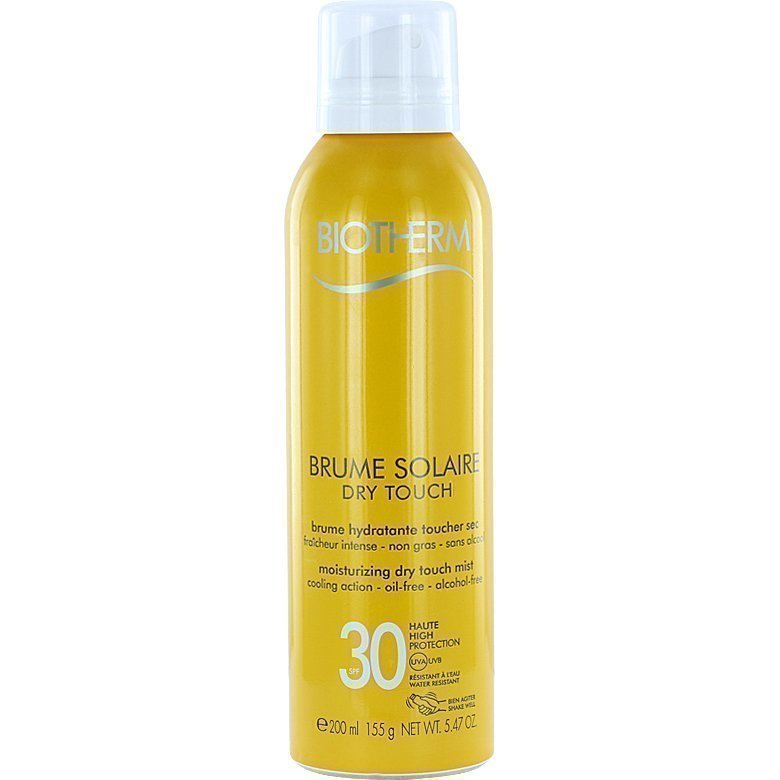 Biotherm Brume Solaire Dry Touch Moisturizing Dry Touch Mist SPF30 150ml