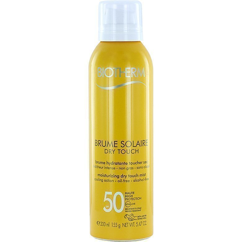 Biotherm Brume Solaire Dry Touch Moisturizing Dry Touch Mist SPF50 150ml