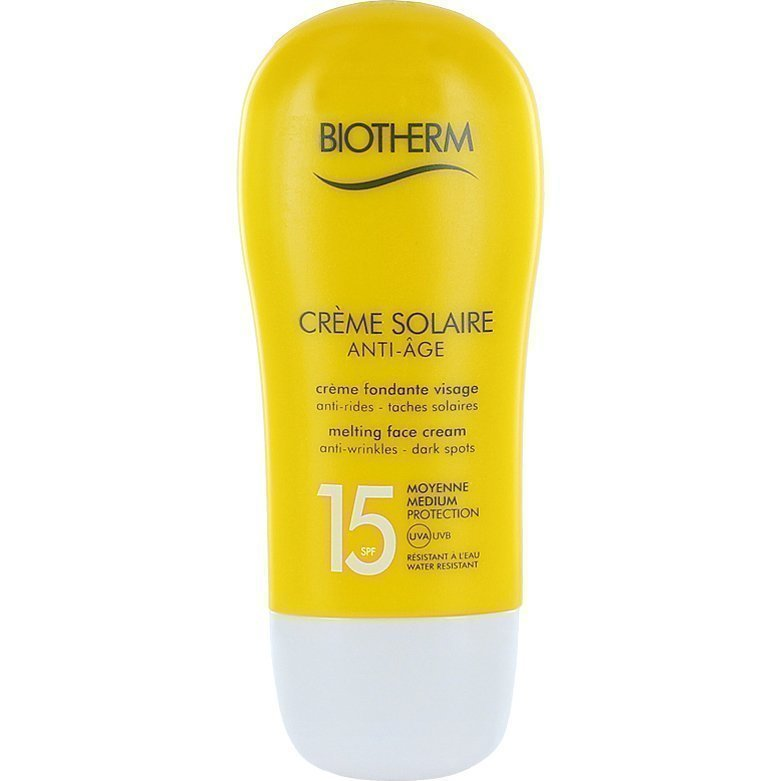 Biotherm Creme SolaireAge Melting Face Cream SPF15 50ml