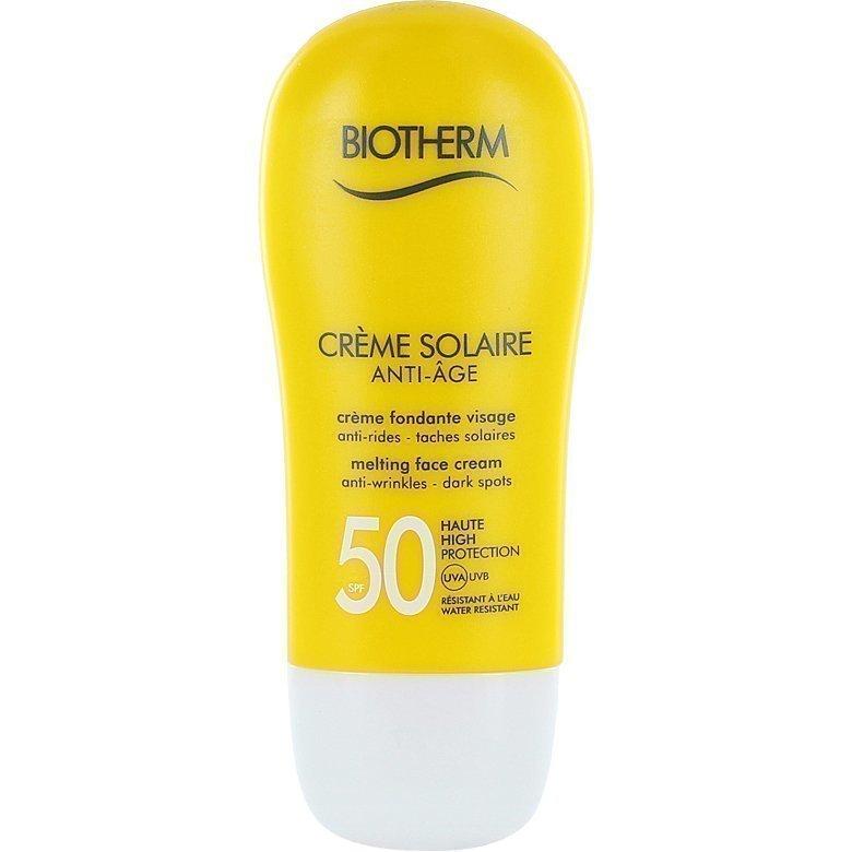 Biotherm Creme SolaireAge Melting Face Cream SPF50 50ml