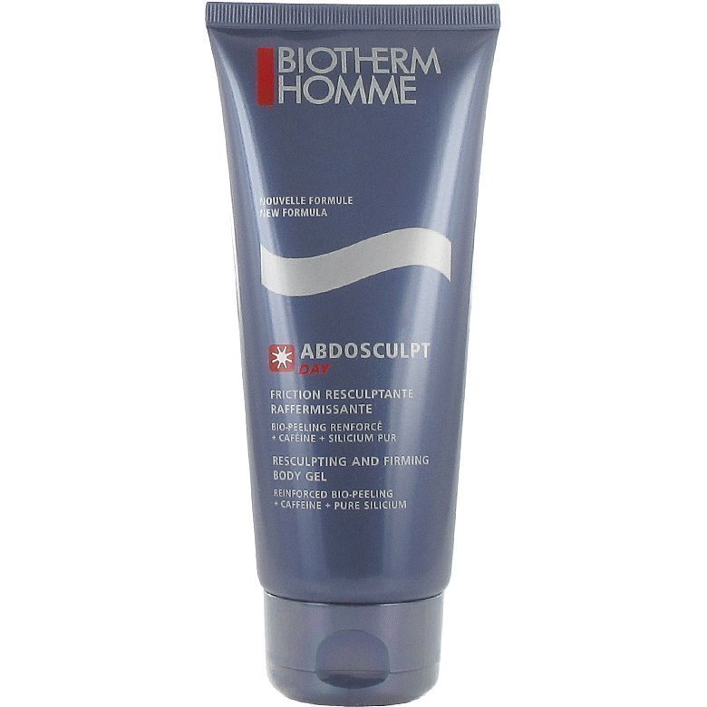 Biotherm Homme Abdosculpt Day Resculpting And Firming Body Gel 200ml