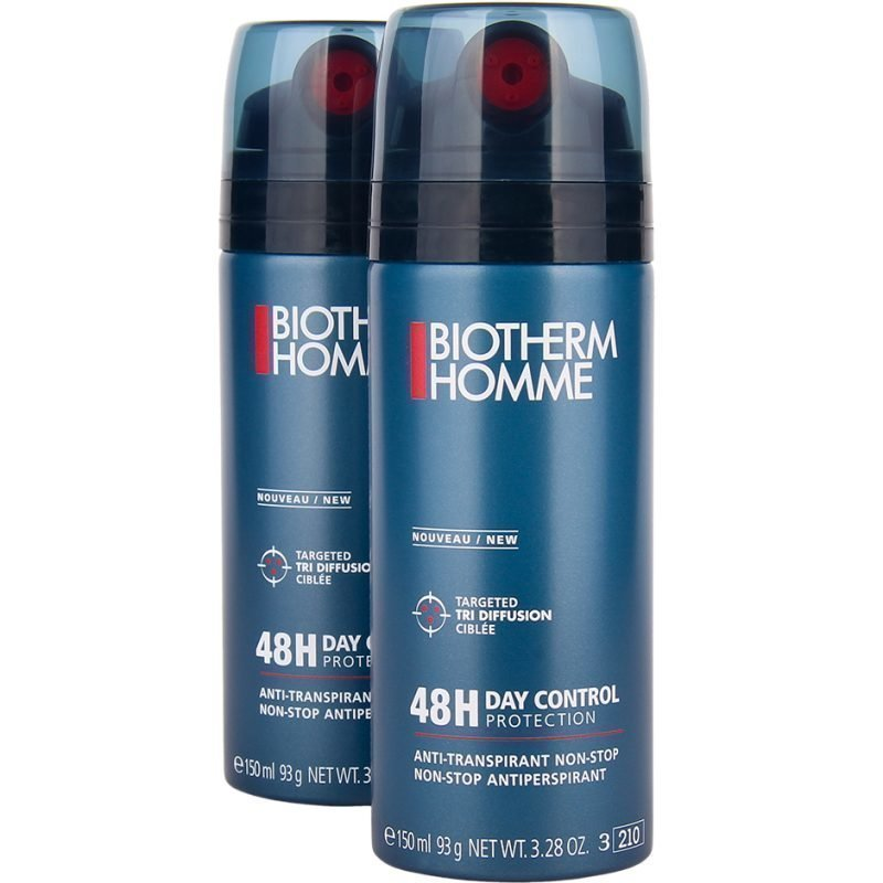 Biotherm Homme Day Control Duo 2 x Deospray 150ml