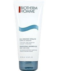 Biotherm Homme Energizing Shower Gel For Body & Hair 200ml