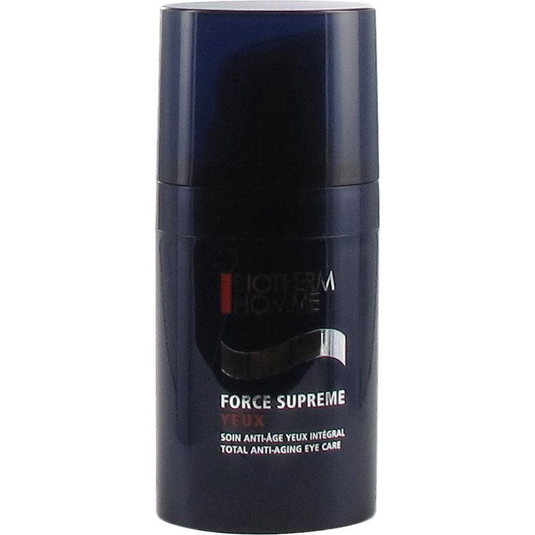 Biotherm Homme Force Supreme Yeux 15ml