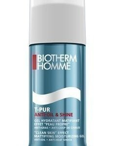 Biotherm Homme T-Pur Anti Oil & Shine Moisturizer 50 ml