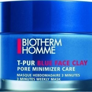 Biotherm Homme T-Pur Clay Mask 50 ml
