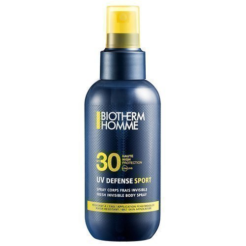 Biotherm Homme UV Defense Sport Fresh Invisible Body Spray SPF 30