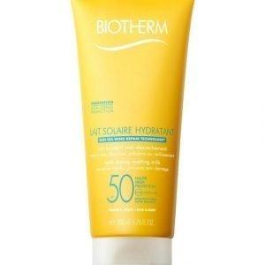 Biotherm Lait Solaire Hydratant Spf 50 Aurinkosuojavoide 200 ml