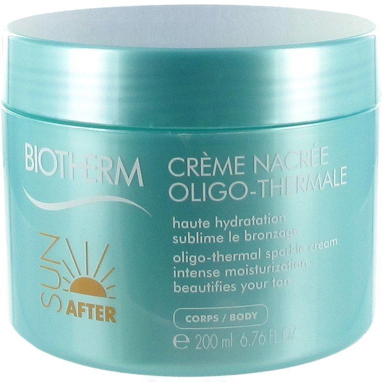 Biotherm Oligo-Thermal After Sun Sparkle Cream 200ml