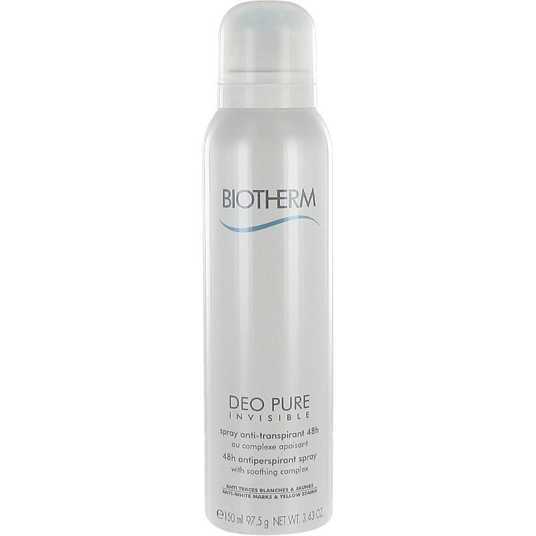 Biotherm Pure Invisible Deospray 48h 150ml