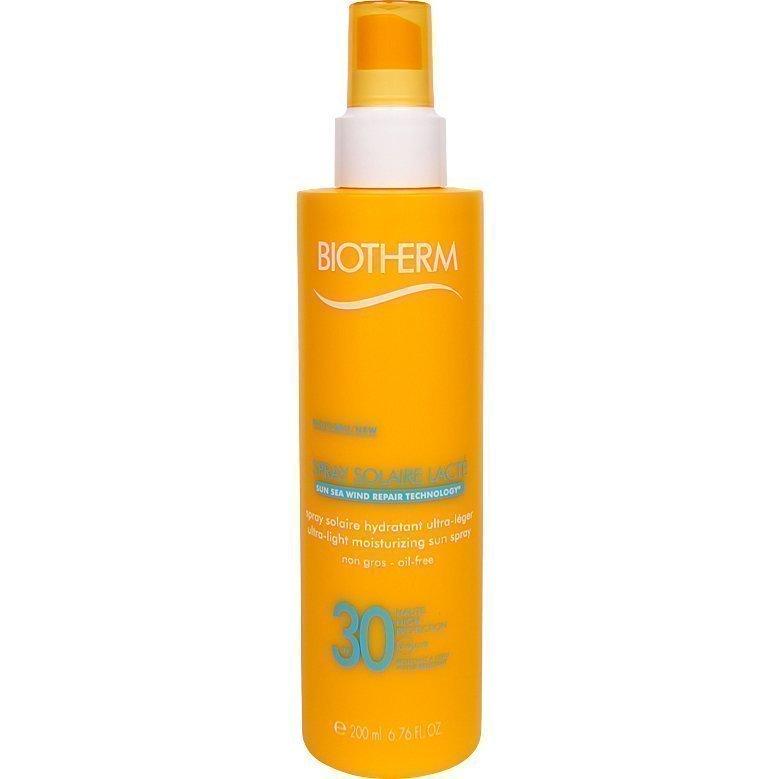 Biotherm Spray Solarie LactéLight Moisturizing Sun Spray SPF30 200ml