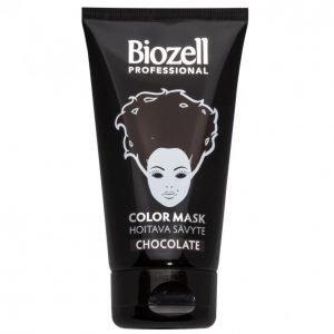 Biozell Color Mask Chocolate Hiussävyte 150 Ml