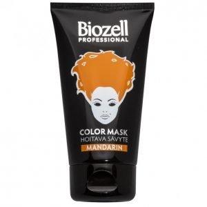 Biozell Color Mask Mandarin Hiussävyte 150 Ml