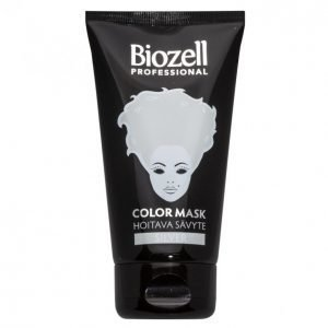 Biozell Color Mask Silver Hiussävyte 150 Ml