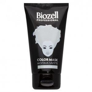 Biozell Color Mask Silver Hiussävyte 150 Ml
