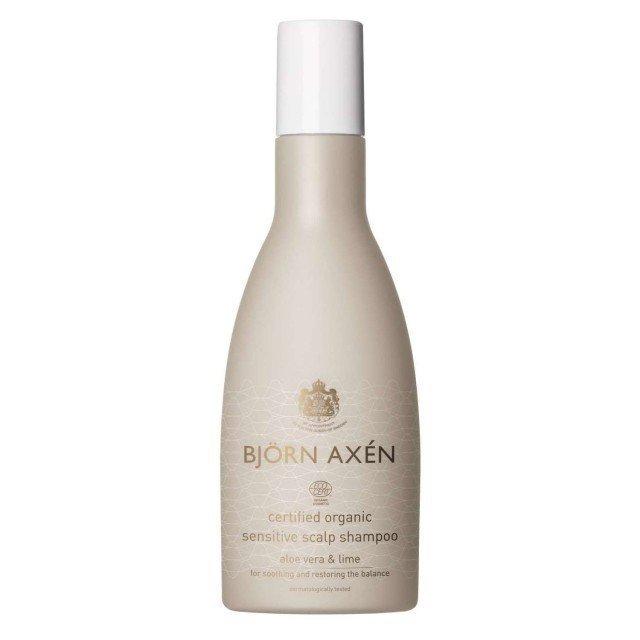 Björn Axén Certified Organic Shampoo 250 ml