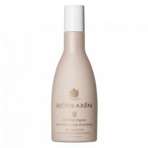 Björn Axén Certified Organic Shampoo Sensitive Scalp 250 Ml