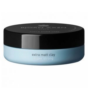 Björn Axén Extra Matt Claysuper Strong Hold 80 Ml Muotoiluvoide