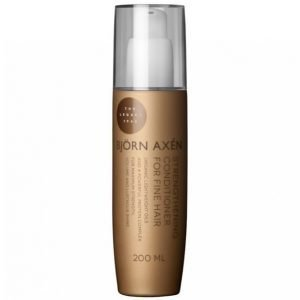 Björn Axén The Legacy 1963 Strengthening Conditioner For Fine Hair 200ml Hoitoaine