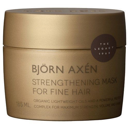 Björn Axén The Legacy 1963 Strengthening Mask for Fine Hair