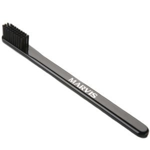 Black Marvis Toothbrush
