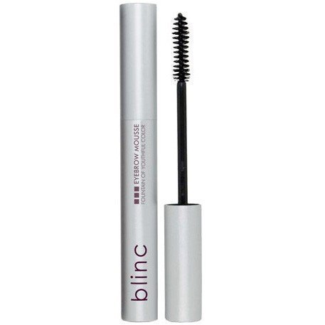 Blinc Foundation of Youthful Color Eyebrow Mousse Dark Brunette