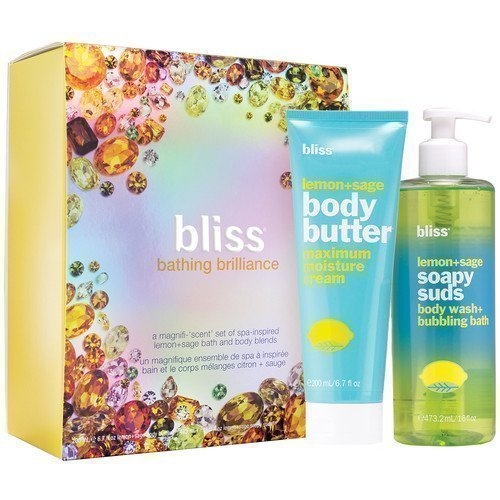 Bliss Bathing Brilliance Gift Box