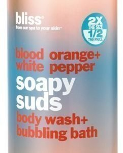Bliss Blood Orange + White Pepper Soaply Suds