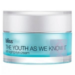 Bliss Eye Cream The Youth As We Know It Silmänympärysvoide