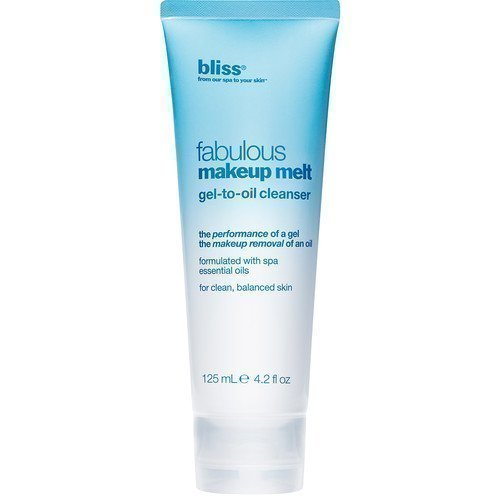 Bliss Faboulus Makeup Melt Gel-To-Oil-Cleanser