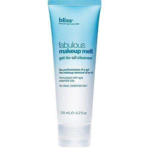Bliss Faboulus Makeup Melt Gel-To-Oil-Cleanser