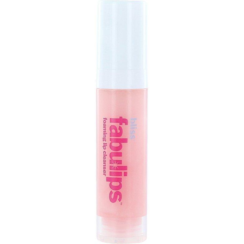 Bliss Fabulips Foaming Lip Cleanser 7ml