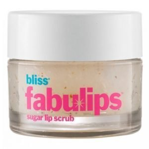 Bliss Fabulips Sugar Lip Scrub Huulikuorintavoide