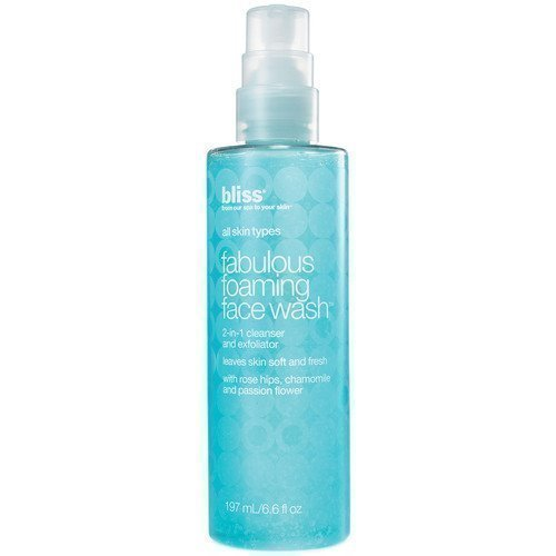 Bliss Fabulous Foaming Face Wash 197 ml