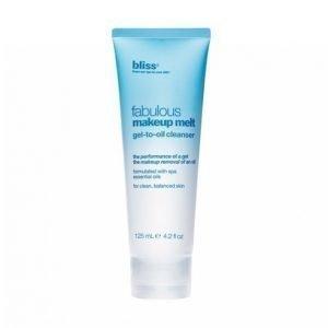 Bliss Fabulous Makeup Melt Gel To Oil Cleanser