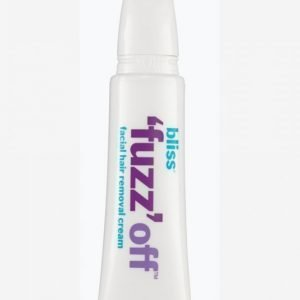 Bliss Fuzz Off Hair Removal Cream Karvanpoistovoide