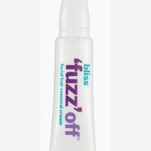 Bliss Fuzz Off Hair Removal Cream Karvanpoistovoide