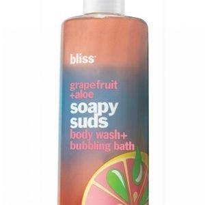 Bliss Grapefruit / Aloe Soapy Suds Duschgel Suihkugeeli