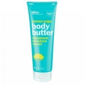 Bliss Lemon + Sage Body Butter Vartalovoide