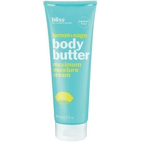 Bliss Lemon + Sage Body Butter