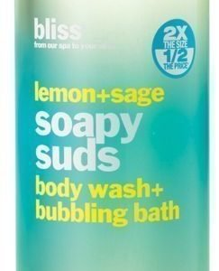 Bliss Lemon + Sage Soapy Suds