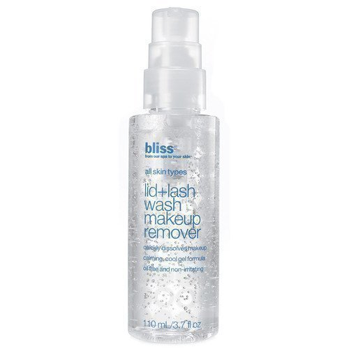 Bliss Lid + Lash Wash Makeup Remover