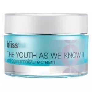Bliss Moisture Cream The Youth As We Know It Päivävoide