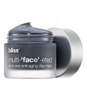 Bliss Multi-Face-Ted Kasvonaamio