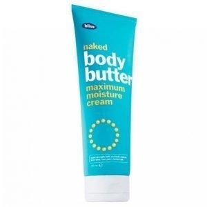 Bliss Naked Body Butter Vartalovoide
