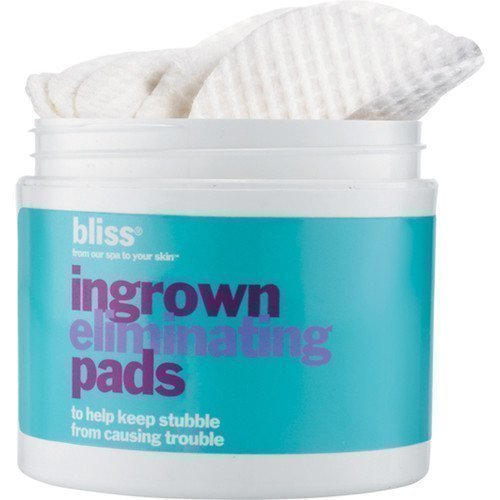 Bliss Poetic Waxing Ingrown Eliminating Pads